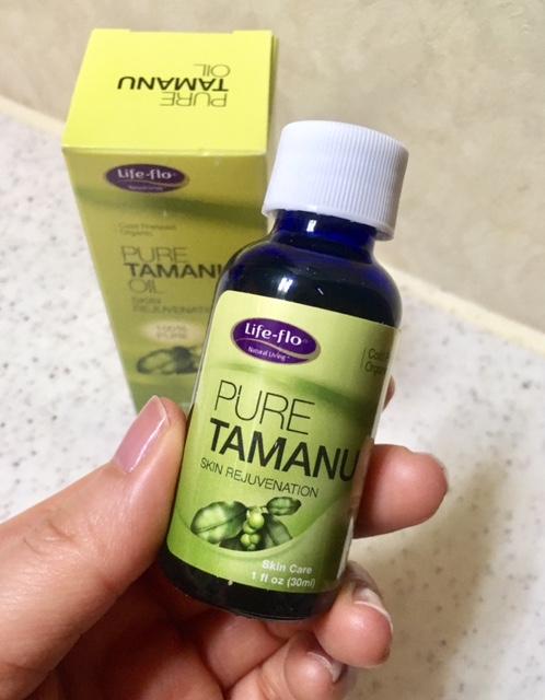 ブラジリアンワックスによる埋没毛を解消~タマヌオイルが効いたかも~